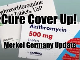 Cure Cover Up! Merkel Germany Update by Gene. B2T Show Apr 21, 2020 (IS)