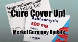 Cure Cover Up! Merkel Germany Update by Gene. B2T Show Apr 21, 2020 (IS)
