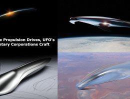 Gyroscope Propulsion Drives & UFOs Planetary Corporations Craft