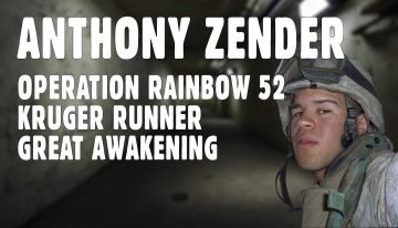 Anthony Zender – Operation Rainbow 52, Great Awakening, NESARA
