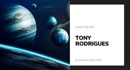 Coffee with Tony Rodrigues May 2020