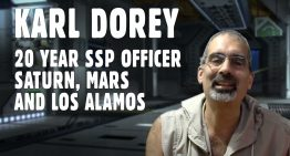 Karl Dorey – SSP Pilot and Officer on Saturn, Mars, and Los Alamos