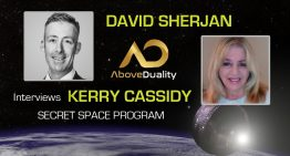 KERRY INTERVIEWED BY DAVID SHERJAN RE THE SECRET SPACE PROGRAM
