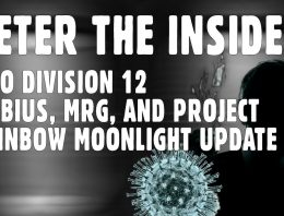 Peter the Insider ACIO – MOBIUS, MRG, and Project Rainbow Moonlight Update: Includes Notes