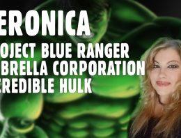 Veronica – Project Blue Ranger Hulk Program