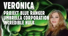 Veronica – Project Blue Ranger Hulk Program