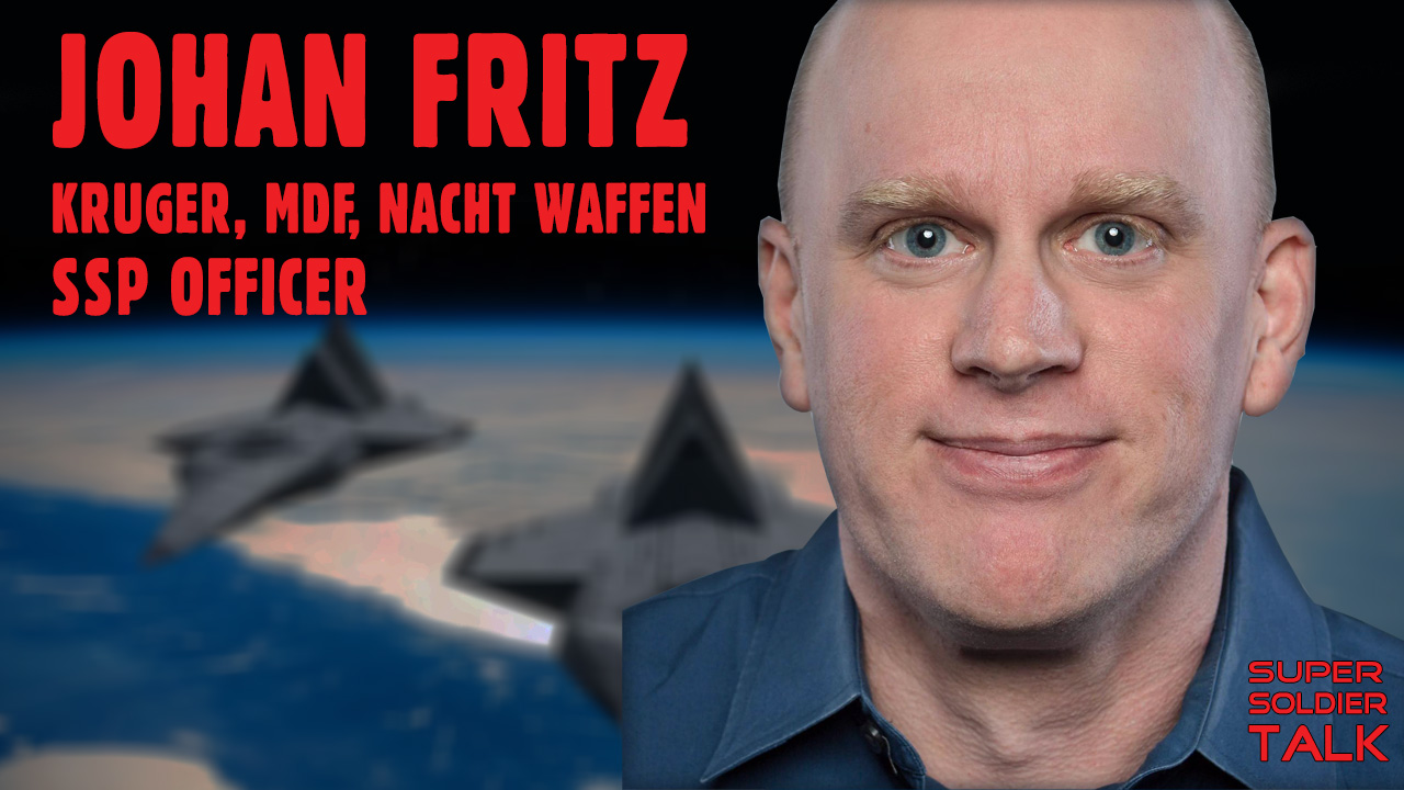 Johan Fritz – Kruger, MDF, Nacht Waffen SSP Officer – Includes Transcripts