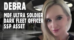 Debra – SSP, MDF, Ultra Soldier on Mars, Moon, and Dark Fleet