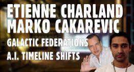 Etienne and Marko – Deep State Virus vs Earth Alliance