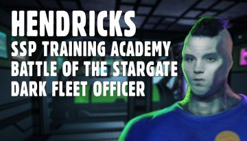 Hendricks – SSP Training Academy, Battle of the Stargate