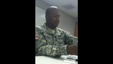US Army Soldier Discusses Various Alien Races!