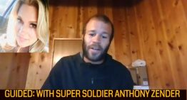 GUIDED: HOW TO NAVIGATE THE HERO'S JOURNEY AS A SUPER SOLDIER//WITH ANTHONY ZENDER & JODI REYNOSA