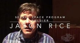 MEET JASON RICE | Secret space program.