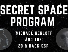 TPN: Michael Gerloff and the 20 & Back Secret Space Program