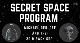 TPN: Michael Gerloff and the 20 & Back Secret Space Program