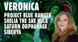 Veronica – Blue Angel, Saturn Orphanage, Shelia She Hulk, Siberya