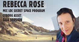 Rebecca Rose – MCC LOC Secret Space Program Cyborg Asset