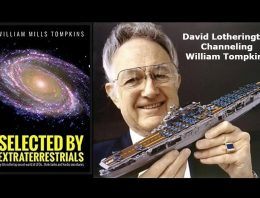 Channeling of William Tompkins, Solar Warden, Nordics by David Lotherington