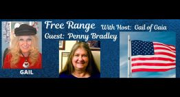 FREE RANGE: Gail of Gaia talks with Super Soldier Penny Bradley about Mars, Council of Five Justice