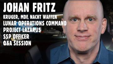 Johan Fritz – Kruger, MDF, Nacht Waffen, LOC Q&A