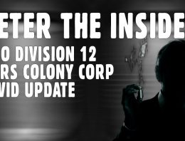 Peter the Insider ACIO – Mars Colony Corporation with Session Notes