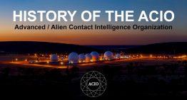 09-13-2020 The History of the ACIO & Website Launch
