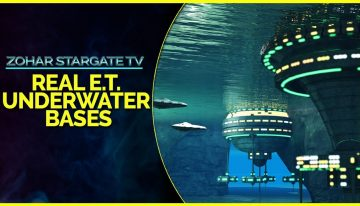 Active Areas for Extraterrestrial Activity Here On Earth… They're Hiding In Our Oceans