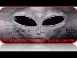 Dr Wolf Top Secret UFO Disclosure