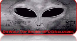Dr Wolf Top Secret UFO Disclosure