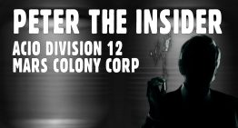 Peter the Insider ACIO – Mars Colony Corporation Part II – Include Notes