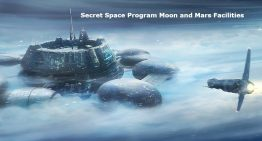 Secret Space Program Moon and Mars Facilities
