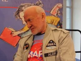 Buzz Aldrin Confesses We Never Went to the Moon