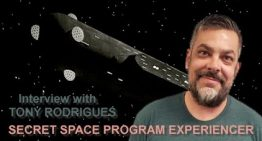 Interview with TONY RODRIGUES (SPACE PROGRAM EXPERIENCER)