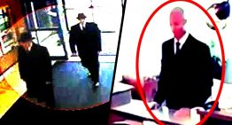 Authentic Men In Black Footage… (Caught On Tape)