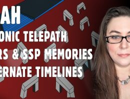 Super Soldier Talk – Teah SSP Memories and Alternate Timelines