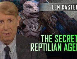 The Reptilian Galactic Conquests… They Are Here To Rule Humanity!