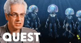 Did The Soviet Union Discover Aliens In The Deepest Lake In The World? | UFOs: The Lost Evidence