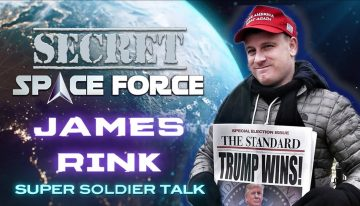 SECRET SPACE FORCE with James Rink on www.ConsciousVitality.com