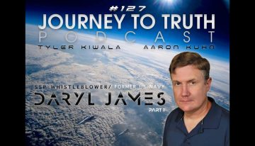 EP 127 – Former US Navy: Daryl James – SSP Recruitment & Testimony – Looking Glass Predictions