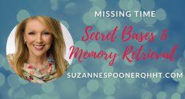 Missing Time, Secret Bases & Memory Retrieval ~ Suzanne Spooner QHHT