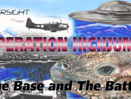 Operation Highjump: ETs in Antarctica (TRAILER – REVISED)